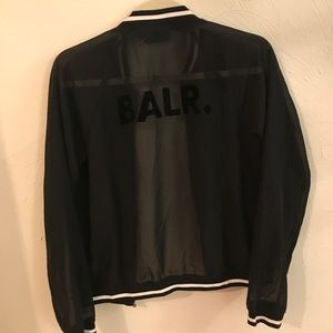 Mesh bomber Jacket. Very sexy meets cute!